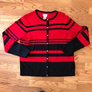Liz Baker Sweater, size large